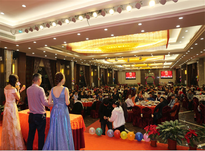 Heng Xing-Happy Chinese New Year Celebration Party 2019 | Pool Mosaic Tiles-13