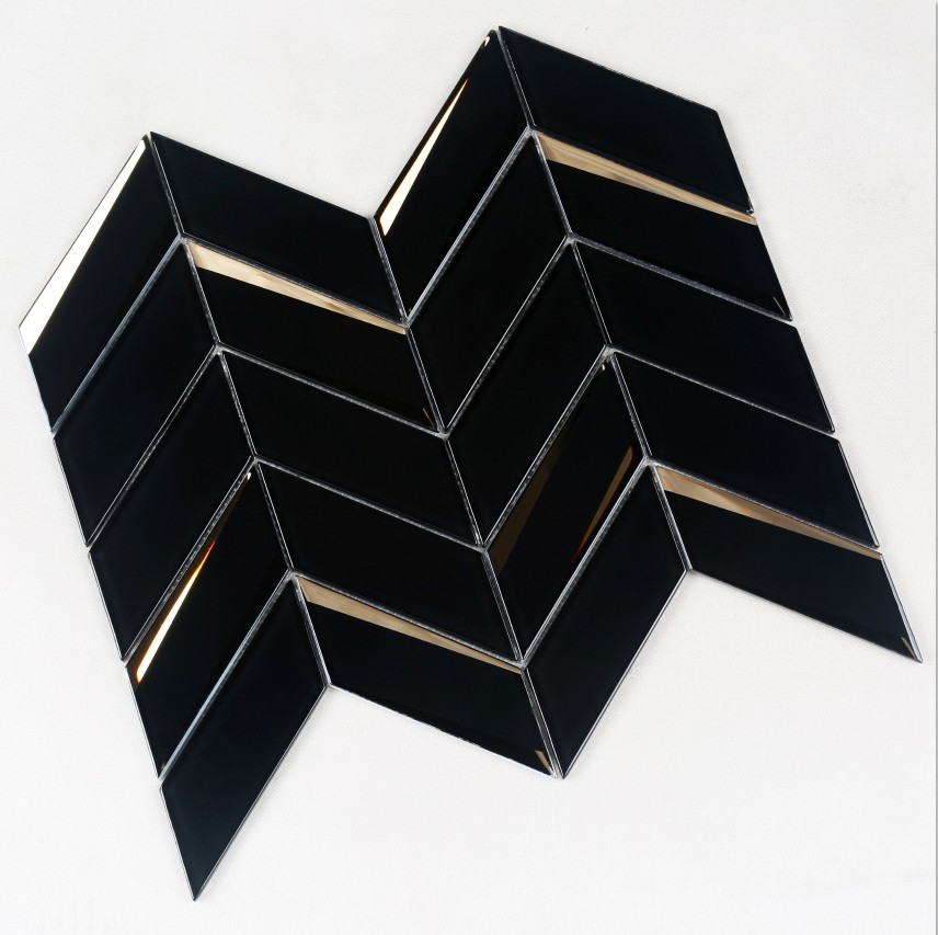 Heng Xing-Glass Mosaic, Mosaic Glass Tile Manufacturer | Product-4
