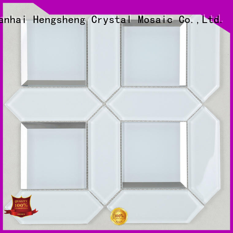 Heng Xing Top oblong hexagon tile Suppliers for kitchen