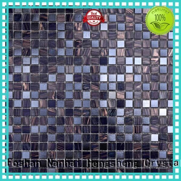 Heng Xing light white pool tile wholesale for spa
