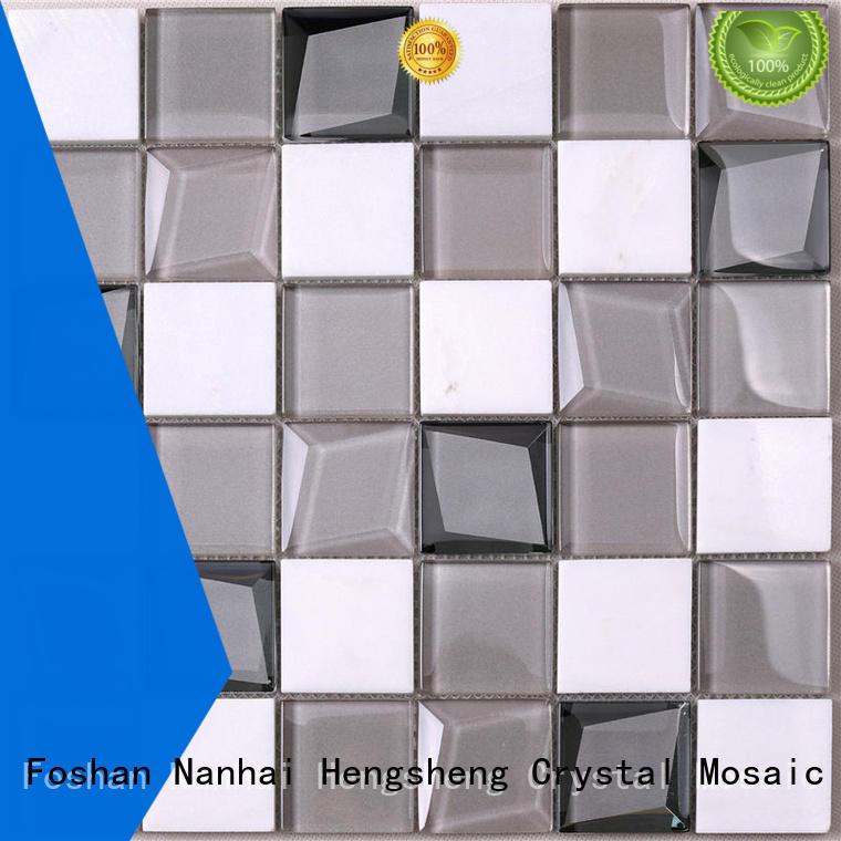 Heng Xing 3x3 subway tile sale wholesale for bathroom