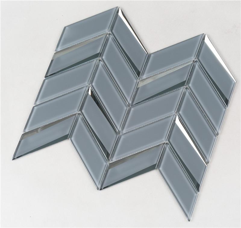 Heng Xing decor porcelain mosaic tile factory for living room-Glass Mosaic Tile- Stone Mosaic Tile- -1