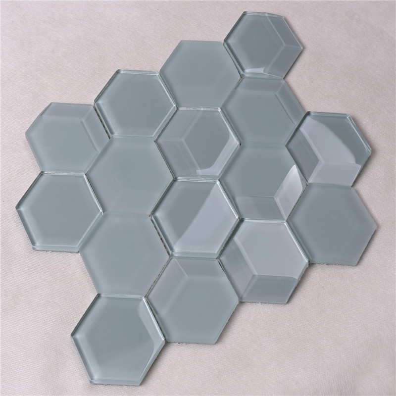 Heng Xing-Bevel Tile Supplier, Iridescent Glass Tile | Heng Xing