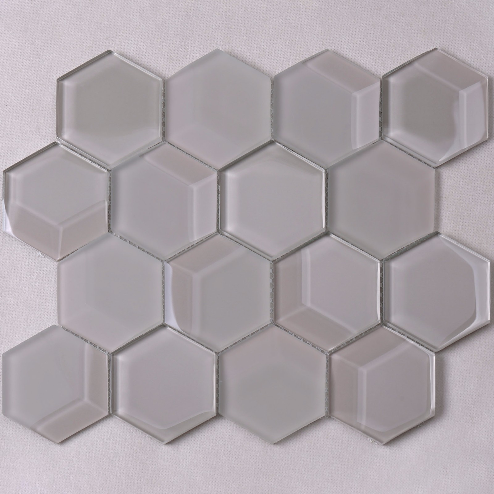 Heng Xing-Oem Green Glass Tile Manufacturer, White Glass Backsplash | Heng Xing