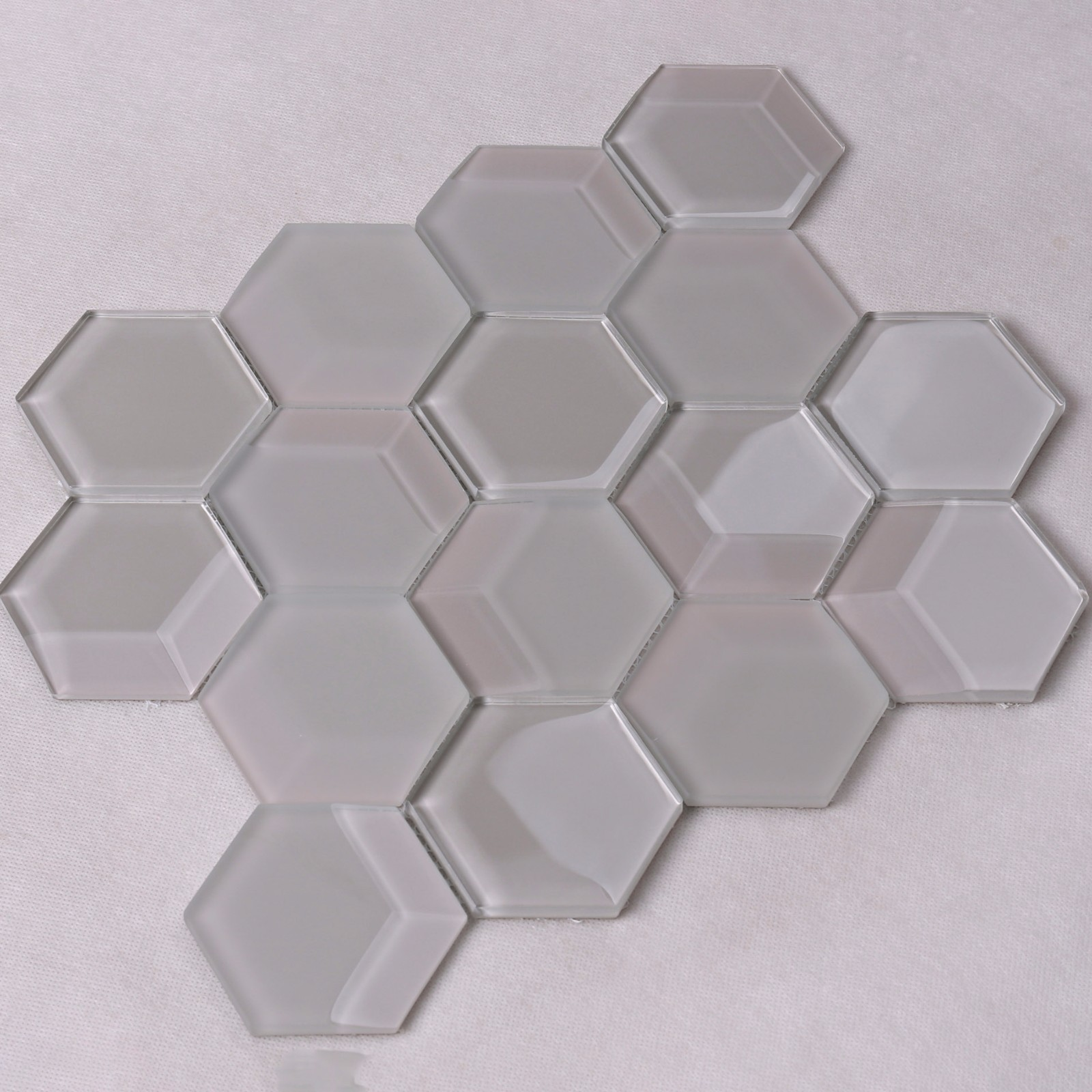 Heng Xing-Oem Green Glass Tile Manufacturer, White Glass Backsplash | Heng Xing-1