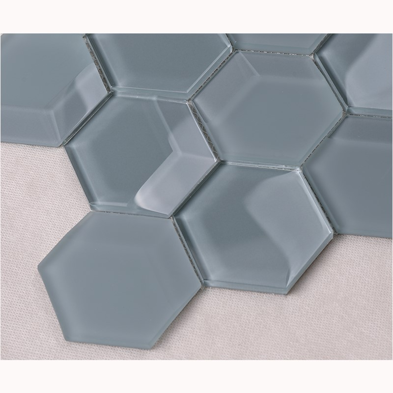 Heng Xing-Glass Tile Customization, Mosaic Kitchen Backsplash | Heng Xing-2