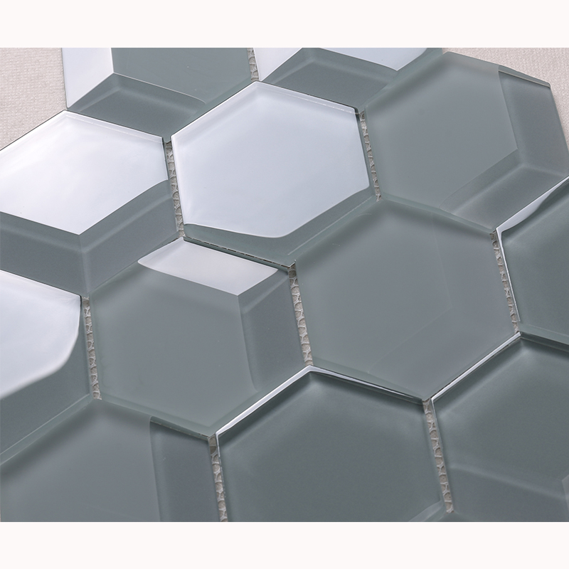 Heng Xing-Glass Tile Customization, Mosaic Kitchen Backsplash | Heng Xing-3