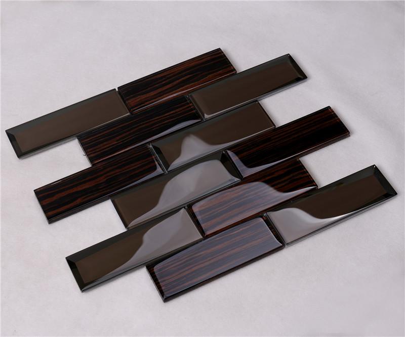 Heng Xing-Custom Herringbone Tile Manufacturer, White Glass Tile Backsplash | Heng Xing-1