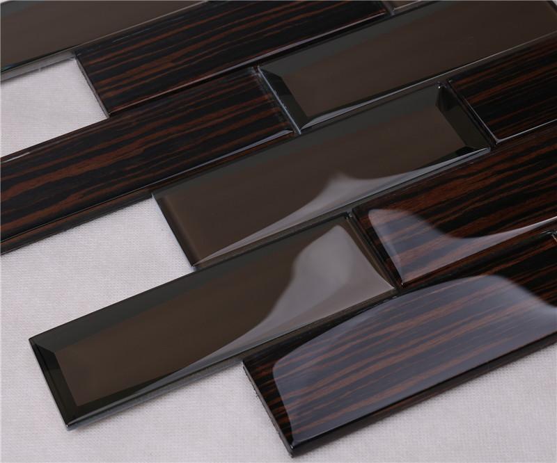 Heng Xing-Custom Herringbone Tile Manufacturer, White Glass Tile Backsplash | Heng Xing-2