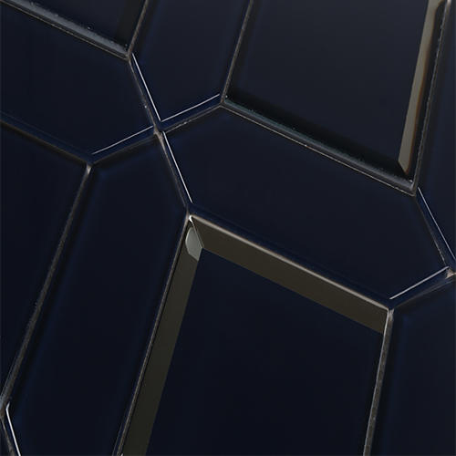 New 3 x 12 glass tile gray Supply