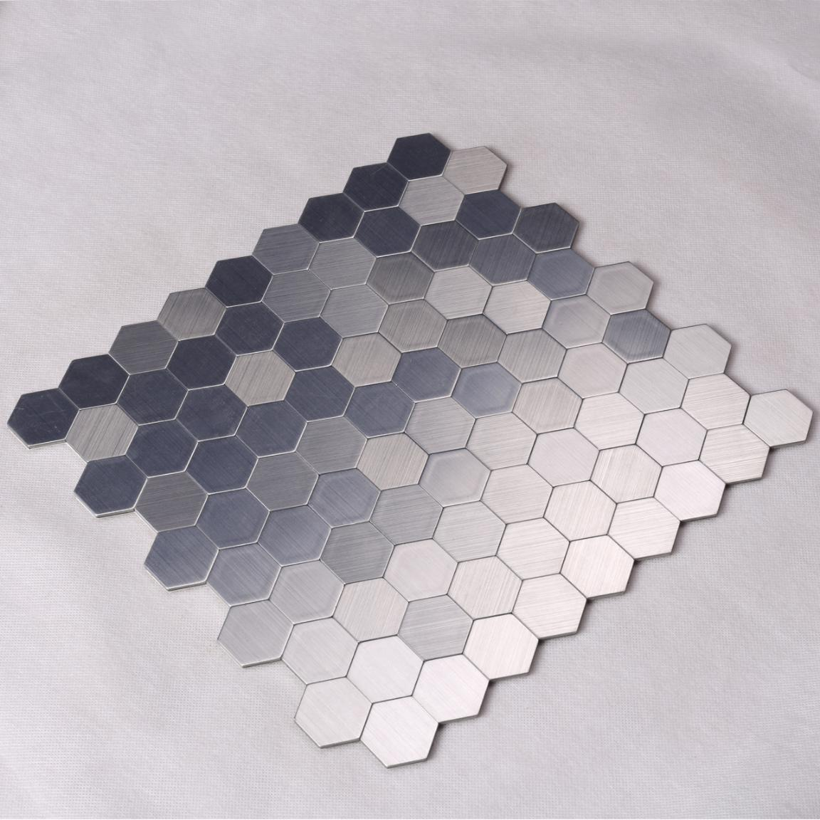 application-Heng Xing beveled decorative mosaic tiles Supply for living room-Heng Xing-img