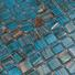 Top green glass mosaic tile floor supplier for spa
