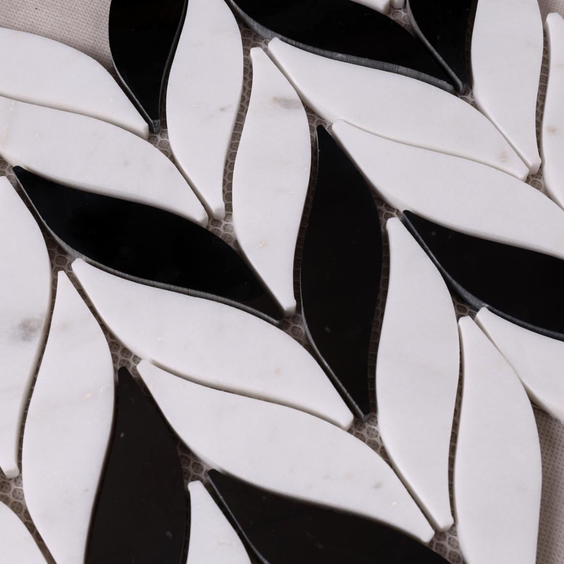Heng Xing-mosaic stones ,marble tiles herringbone | Heng Xing