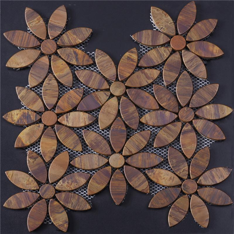 Heng Xing-Bulk Glass Mosaic Manufacturer, Mosaic Glass Tile | Heng Xing