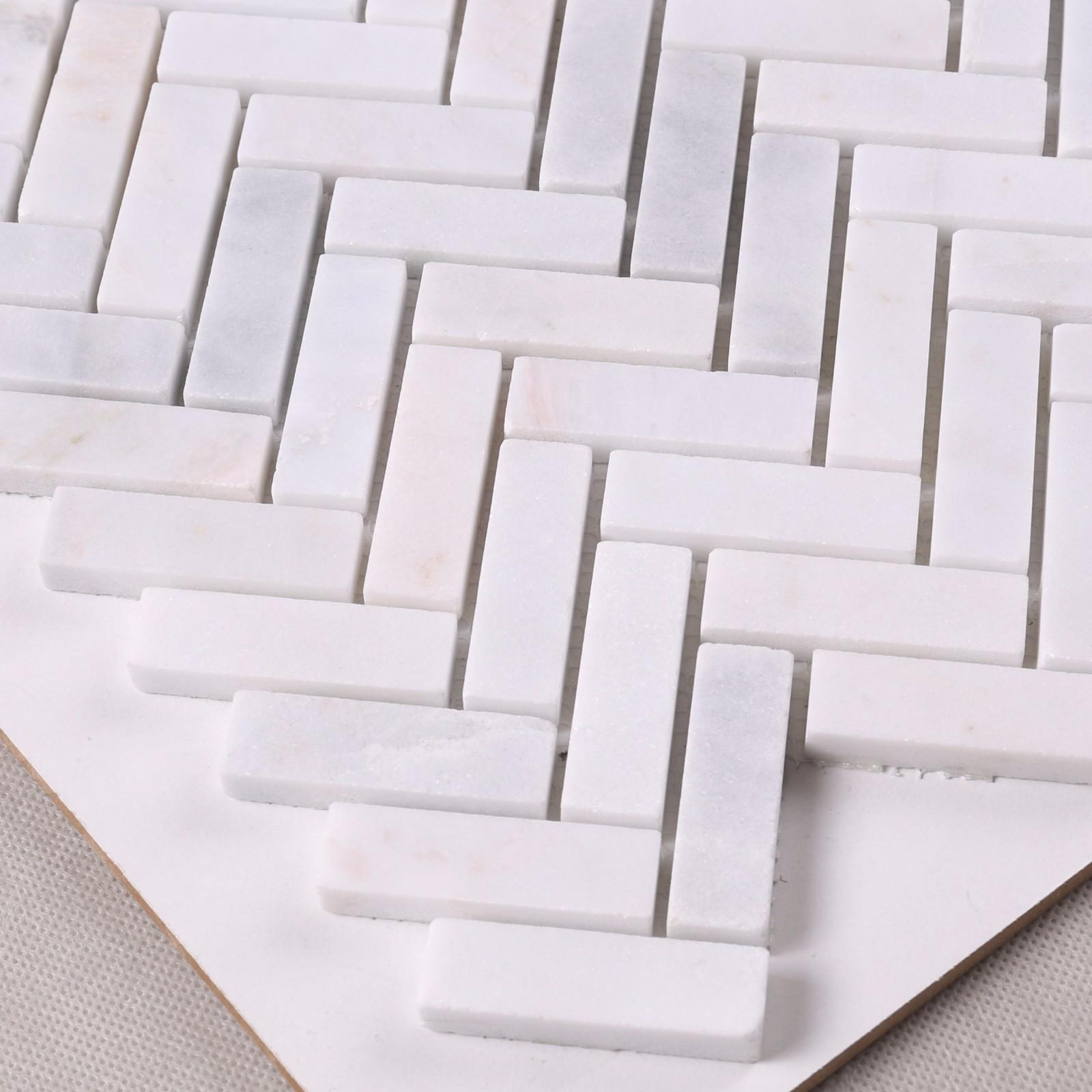 Heng Xing-Custom Stone Tile Manufacturer, Hexagon Carrara Tile | Stone Mosaic Tile-2