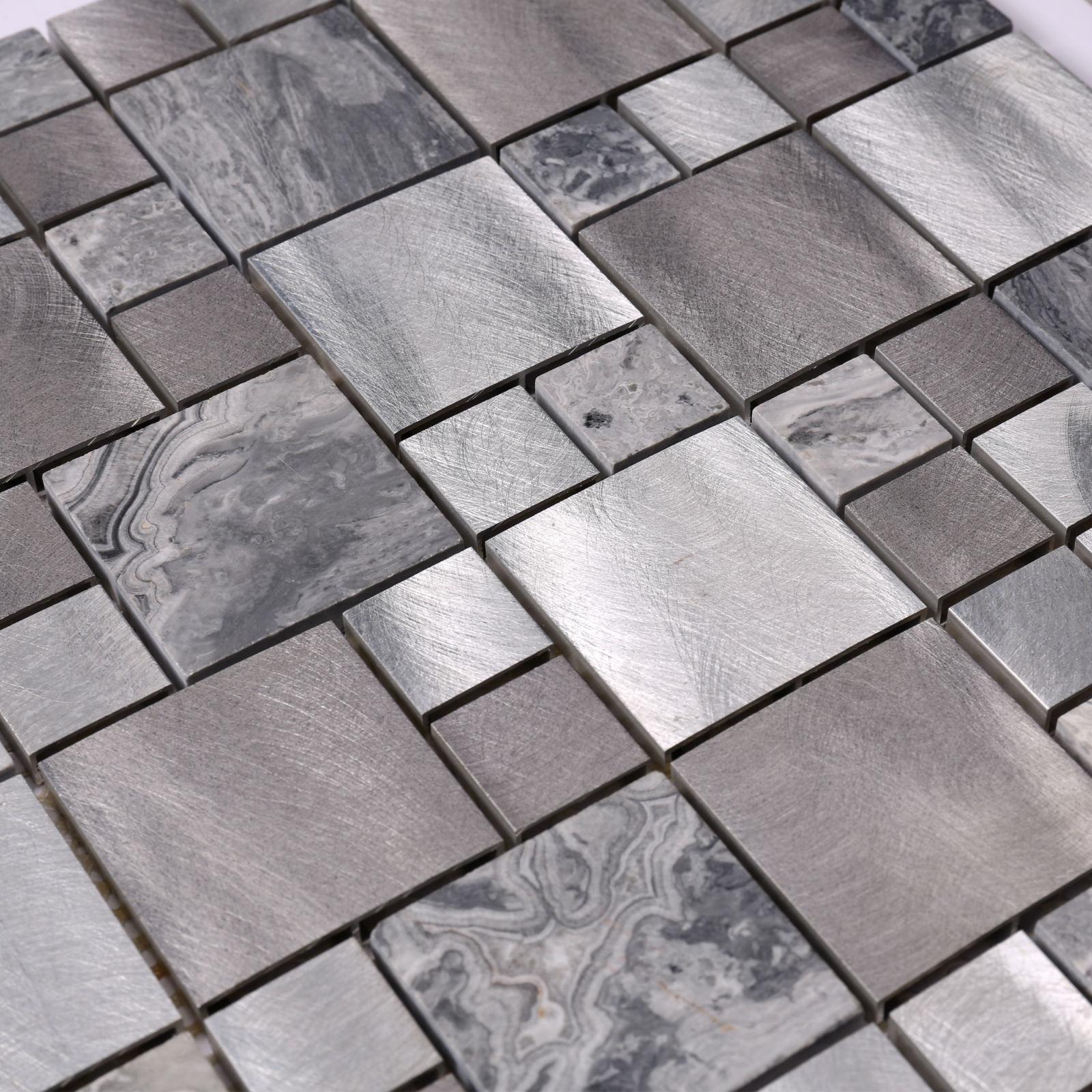 news-Heng Xing aluminum metal wall tiles manufacturer for bathroom-Heng Xing-img