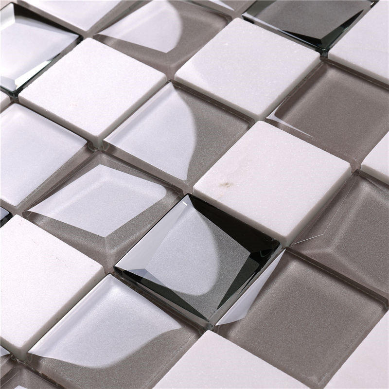 Heng Xing-Renovate Your Home Elegantly With Metal Mosaic Tiles-1