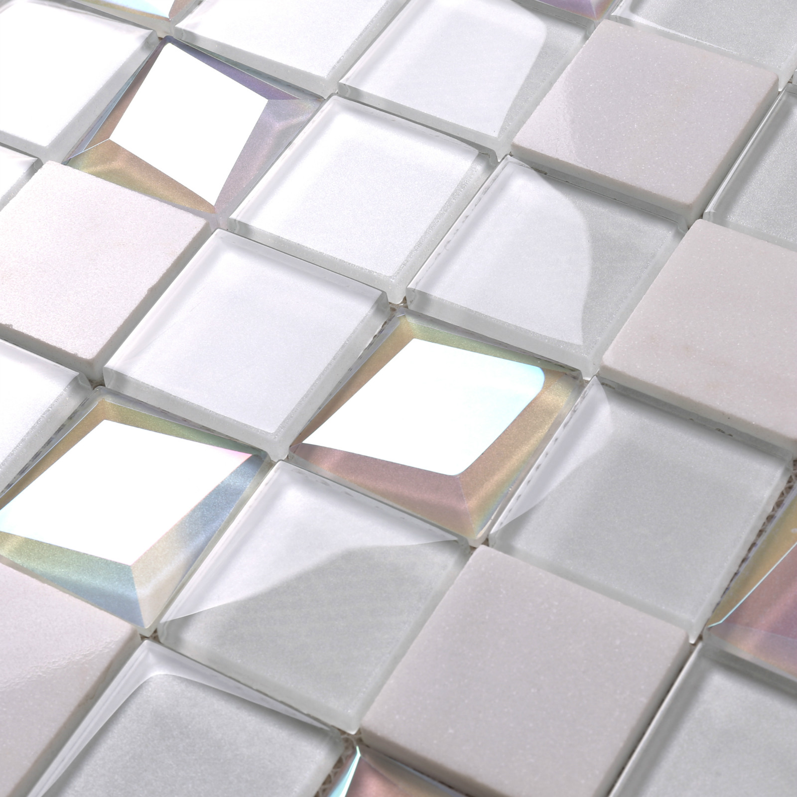 news-Heng Xing-Heng Xing decor red glass tile factory price for hotel-img
