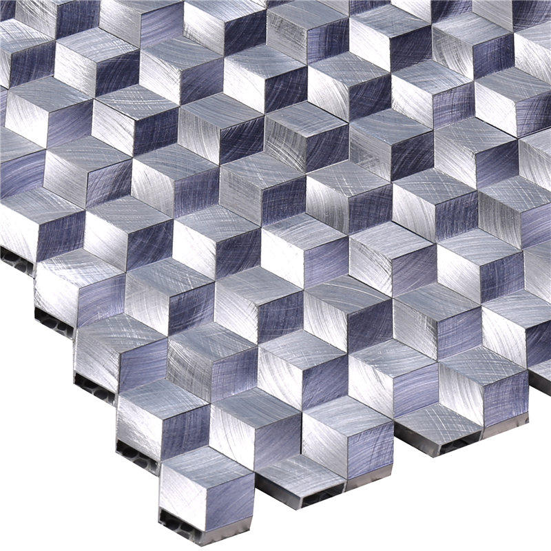 Heng Xing Best crystal glass mosaic tiles suppliers manufacturers for backsplash