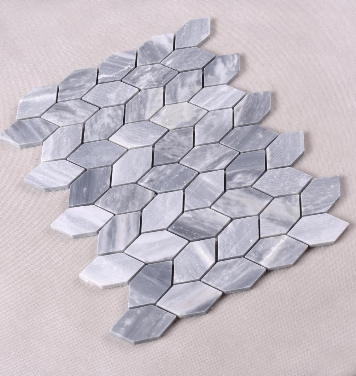 golden marble mosaic tile backsplash lantern company for kitchen