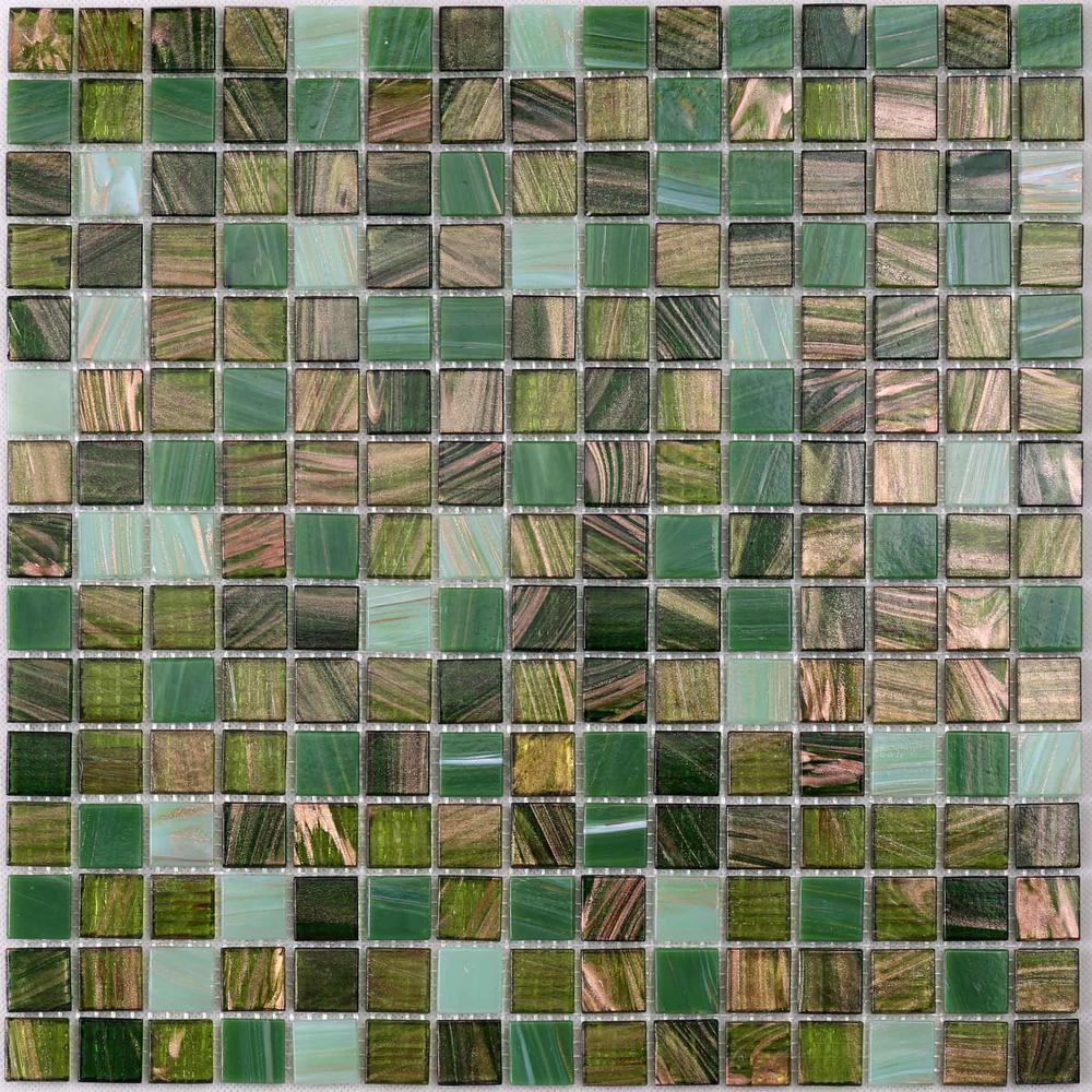 Greens Luxury Antislip Swimming Pool Tiles NO-227EX
