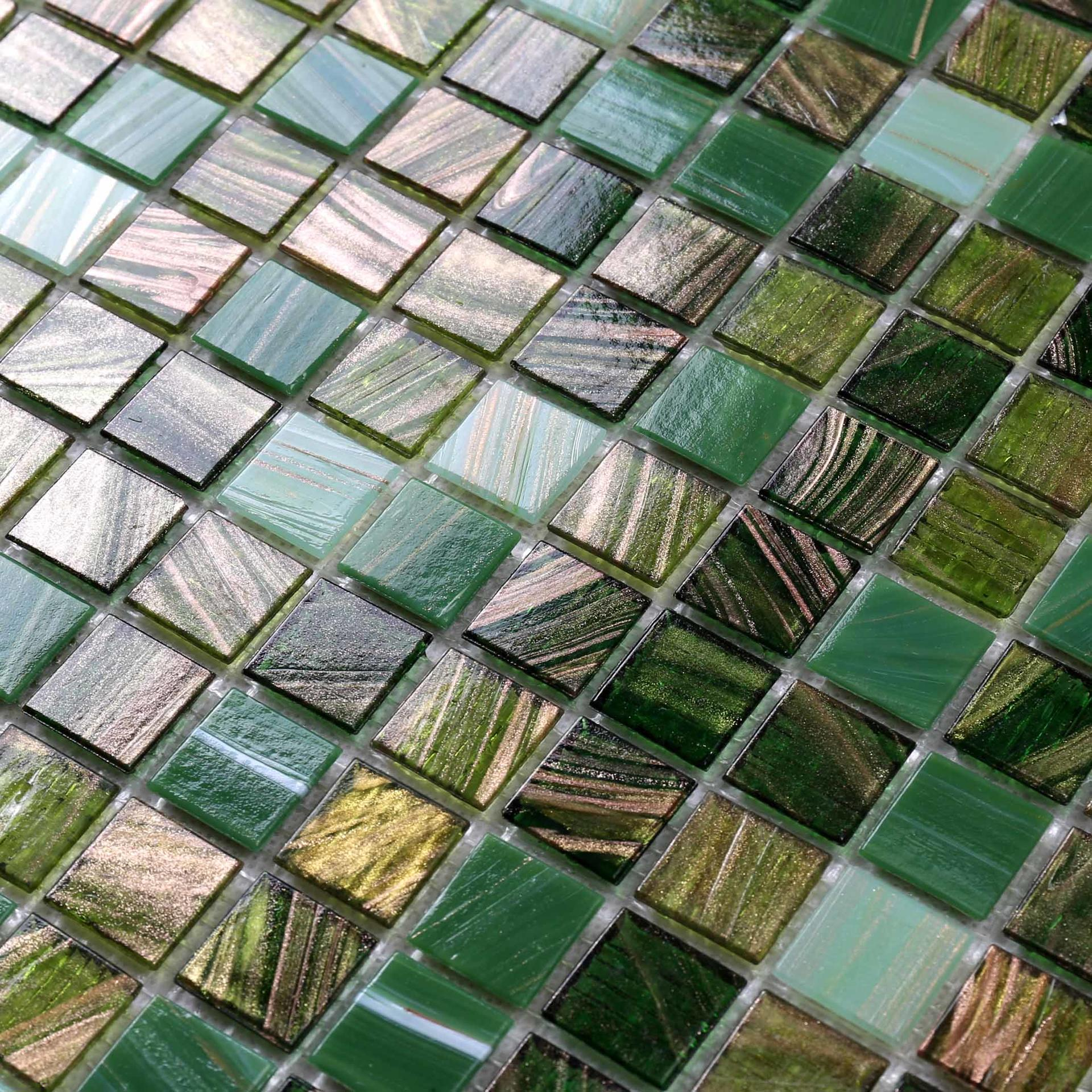Greens Luxury Antislip Swimming Pool Tiles NO-227EX