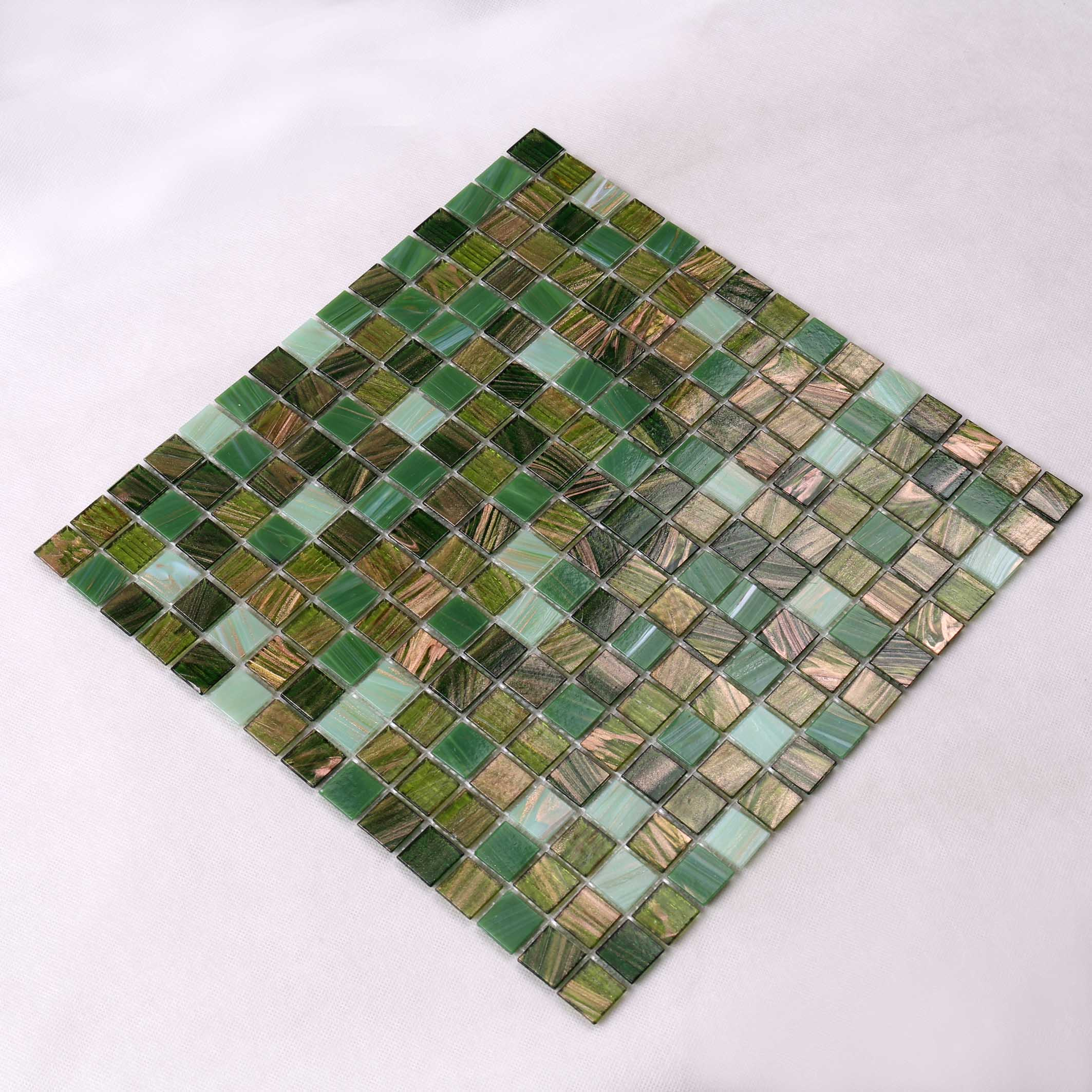 Heng Xing-Oem Odm Grey Pool Tiles | Hengsheng Glass Mosaic-2