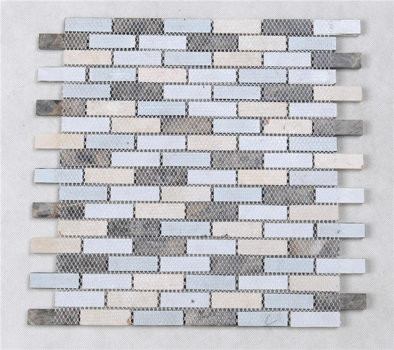Heng Xing-Glass Subway Tile, Glass Mosaic Tile Backsplash Manufacturer-4
