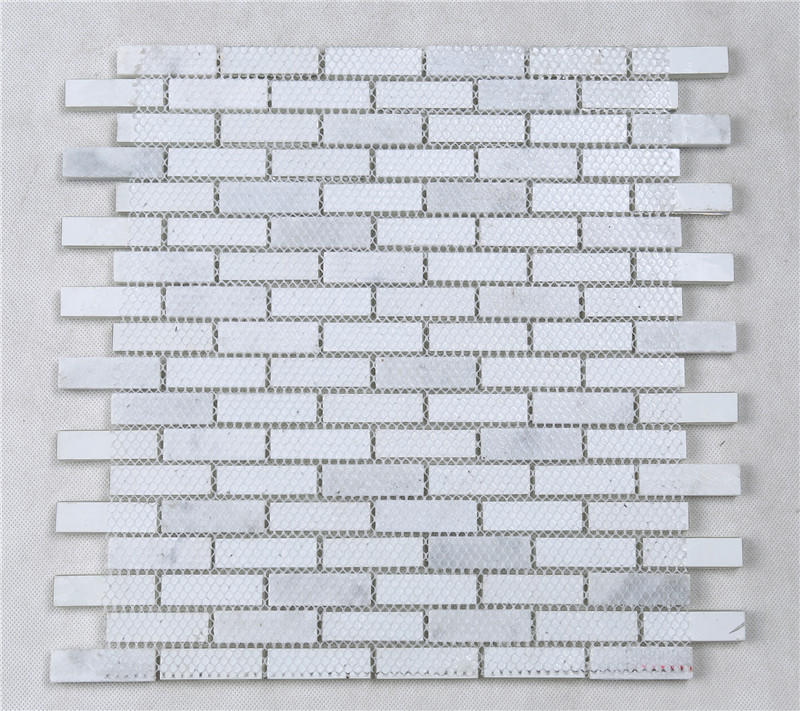 Heng Xing beveling wholesale backsplash glass tile factory price for hotel-5