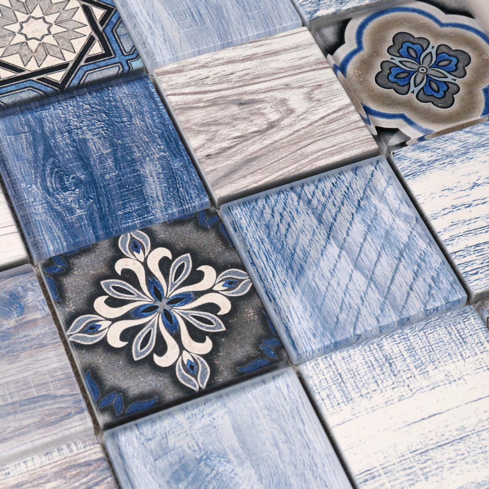 Heng Xing-Oem Green Glass Tile Manufacturer, Glass Metal Mix Mosaic Tiles | Heng Xing-1