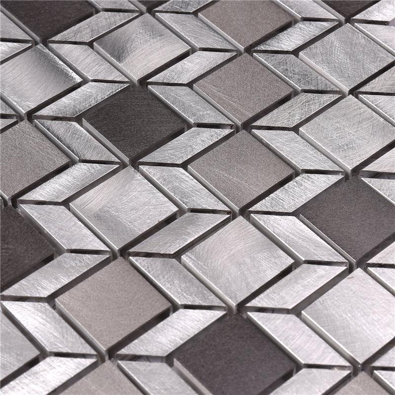 New linear mosaic tile aluminum directly sale for villa-4