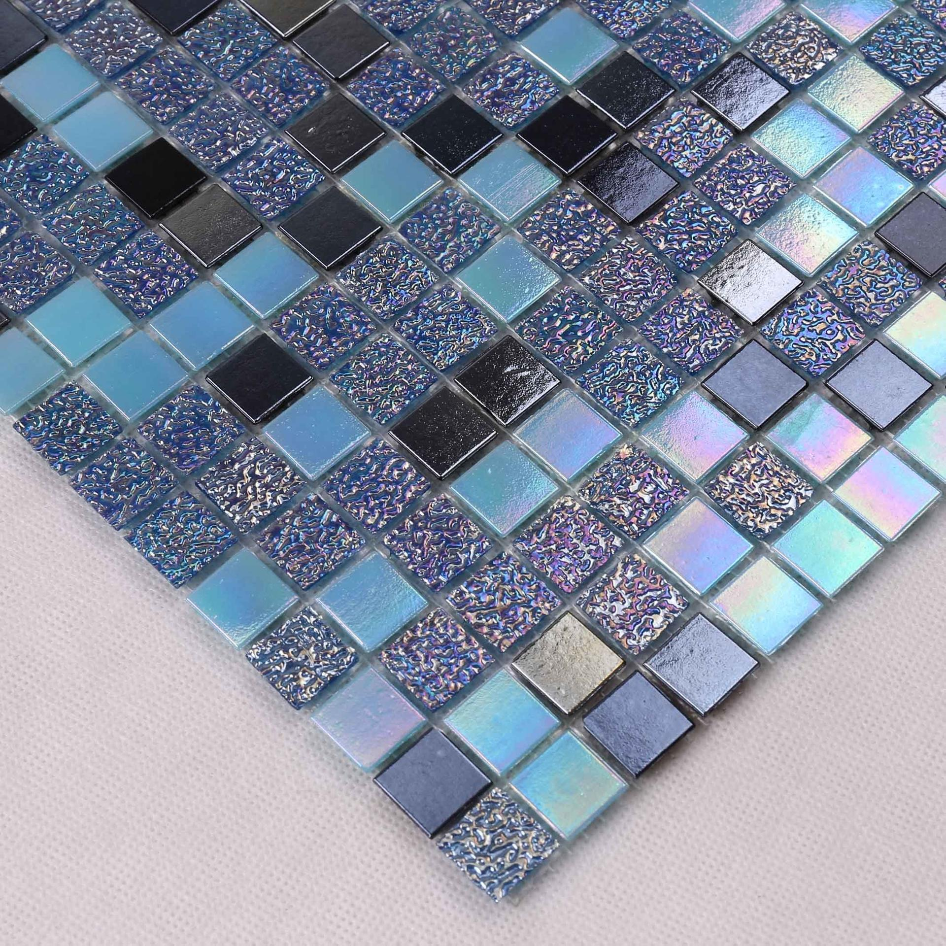 Textured Muti-Color Swimming Pool Tile NO-143FX