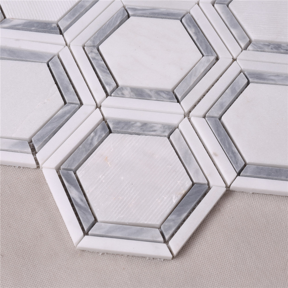 reliable crystal glass mosaic tiles suppliers white series for villa-Glass Mosaic Tile, Stone Mosaic Tile, Pool Mosaic Tiles-Heng Xing