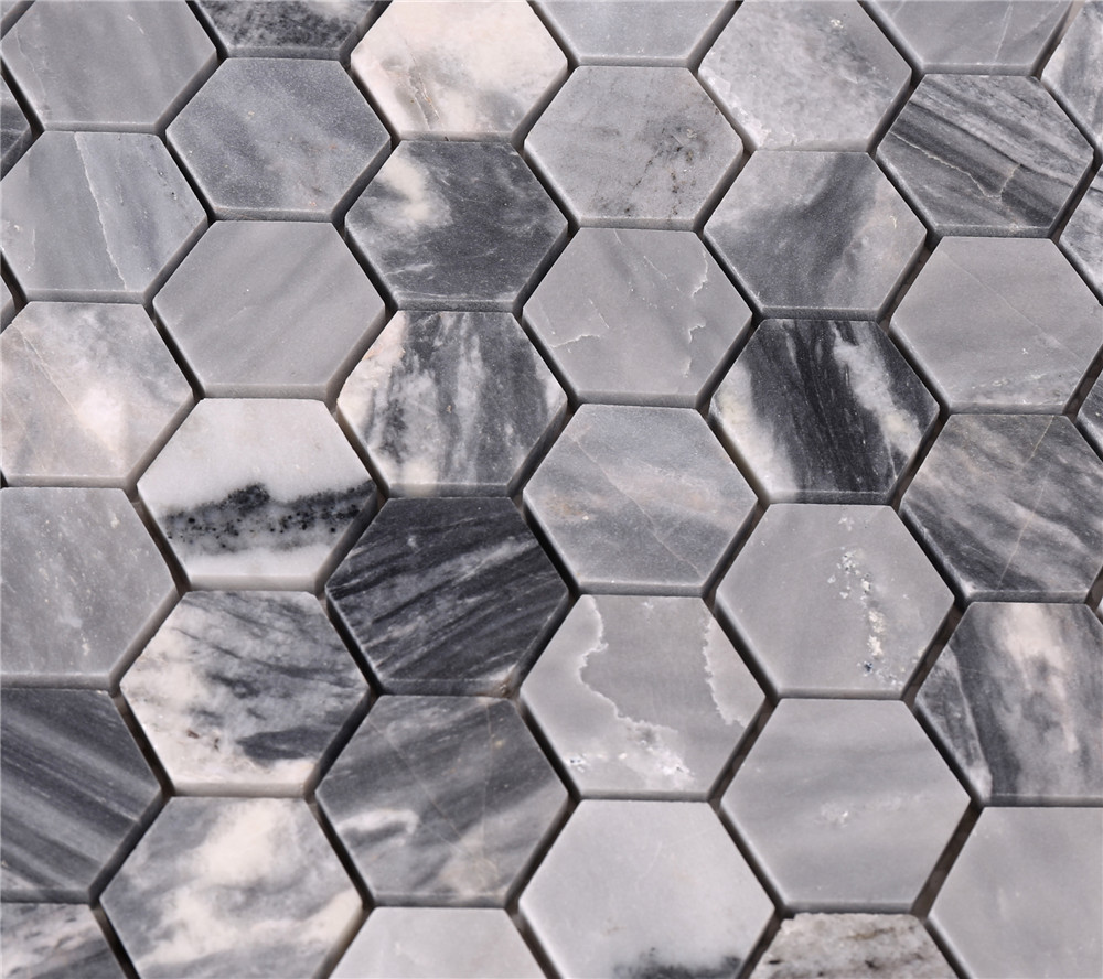 news-Heng Xing-Heng Xing tile blue grey mosaic tiles factory for villa-img