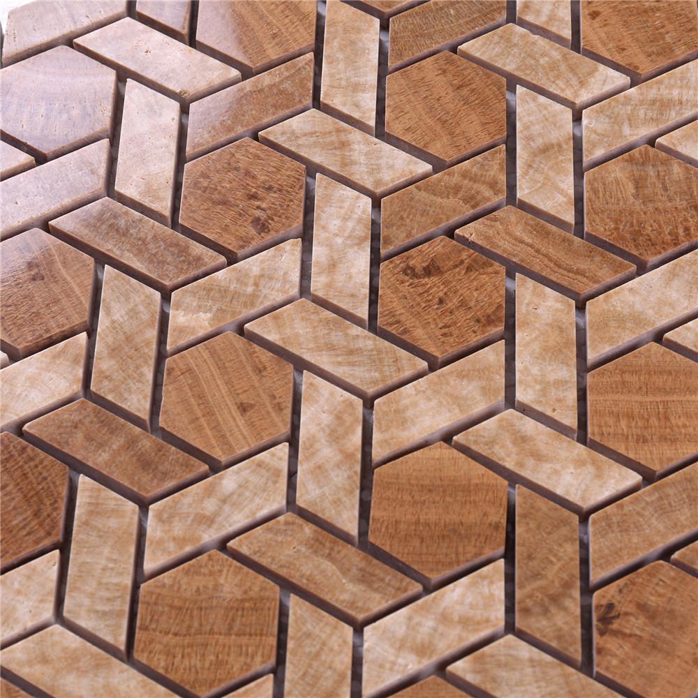 product-Heng Xing Custom glass stone mosaic company for kitchen-Heng Xing-img
