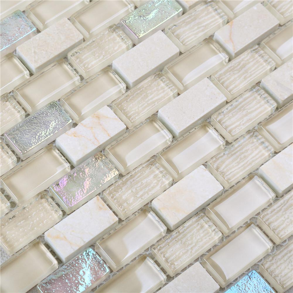 Heng Xing Custom blue mosaic pool tile manufacturers for living room-4