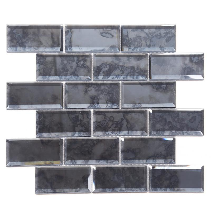 Heng Xing yms09 basket weave tile backsplash for business for kitchen-1