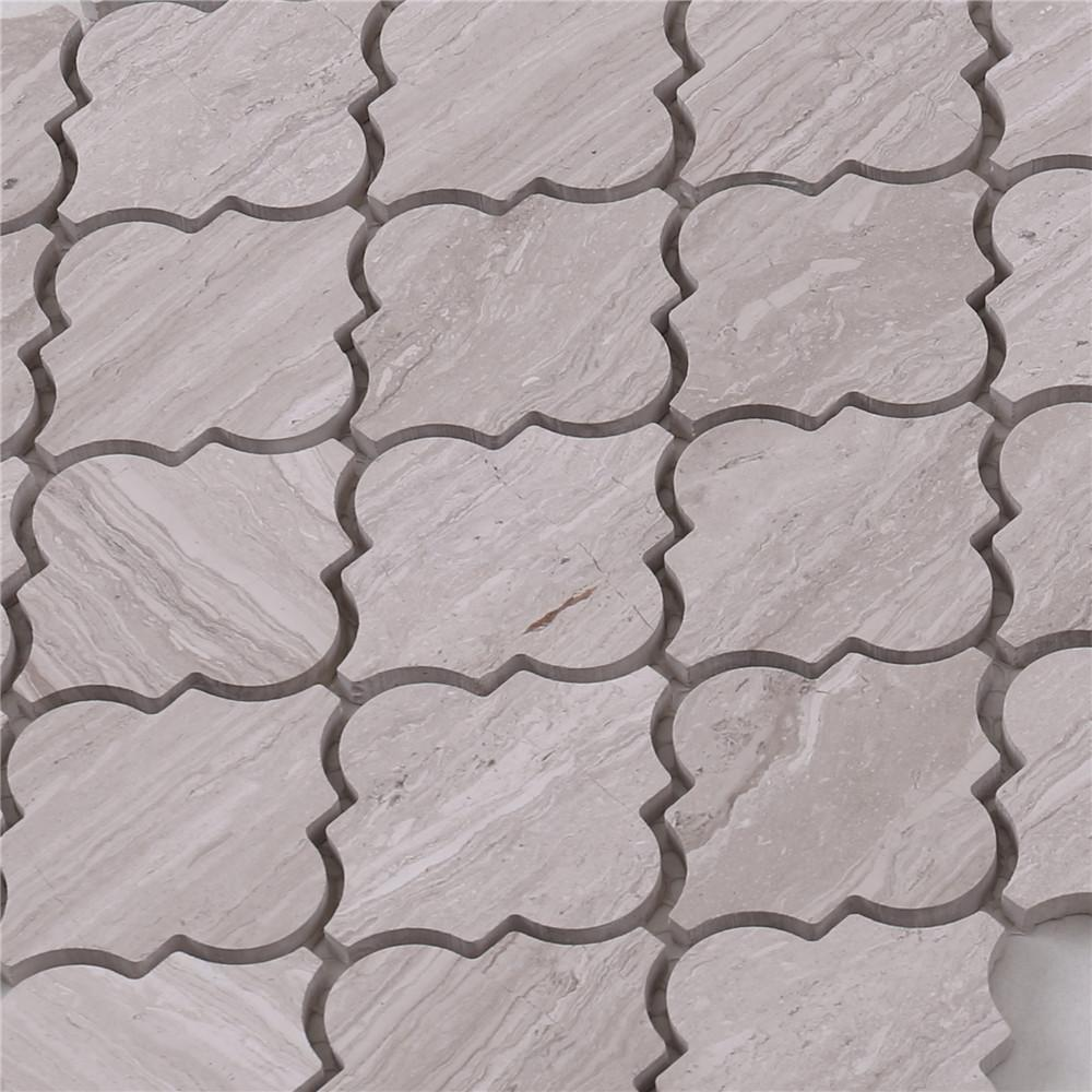 Heng Xing metal stone wall tiles Supply for bathroom-5
