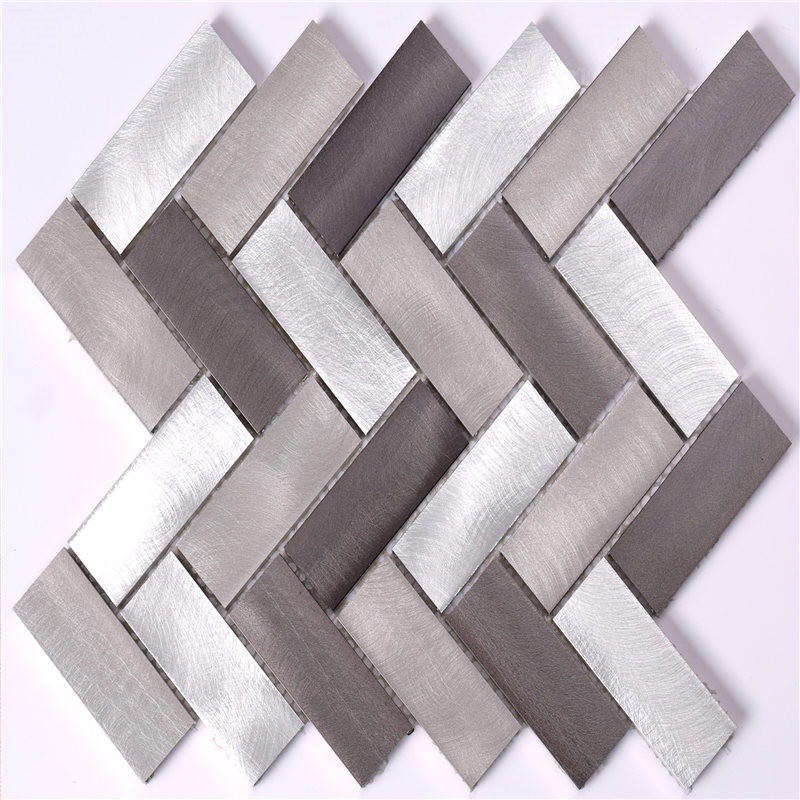 High Quality Herringbone Tile for Kitchen / Accent Wall Decoration