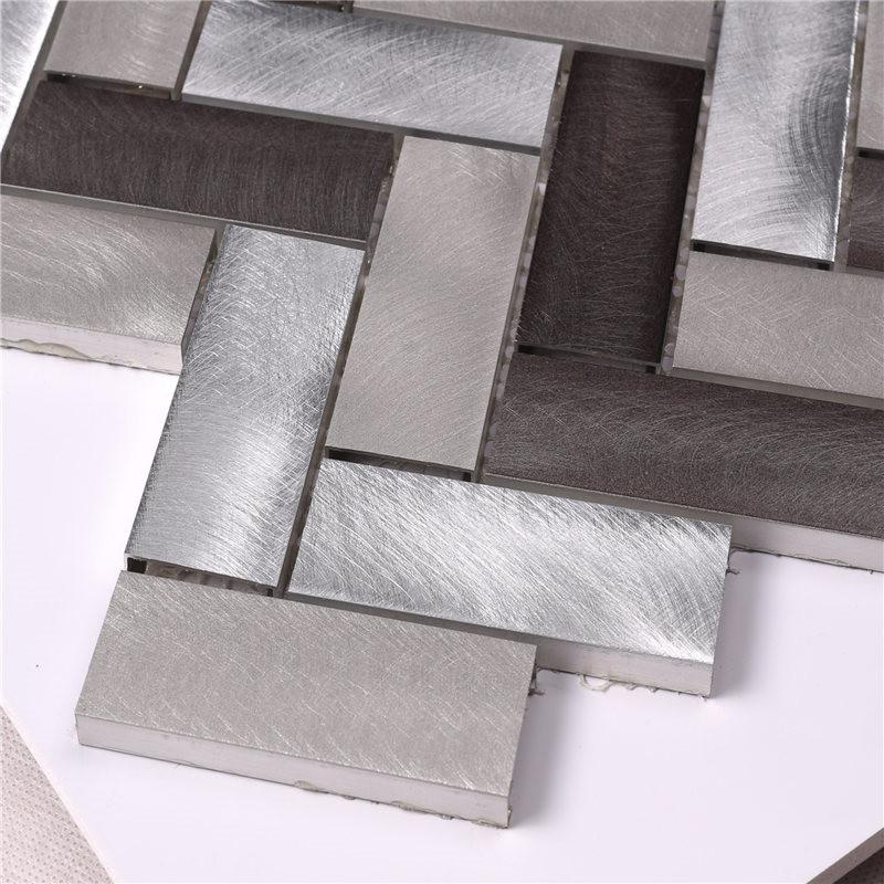 product-Heng Xing-High Quality Herringbone Tile for Kitchen Accent Wall Decoration-img