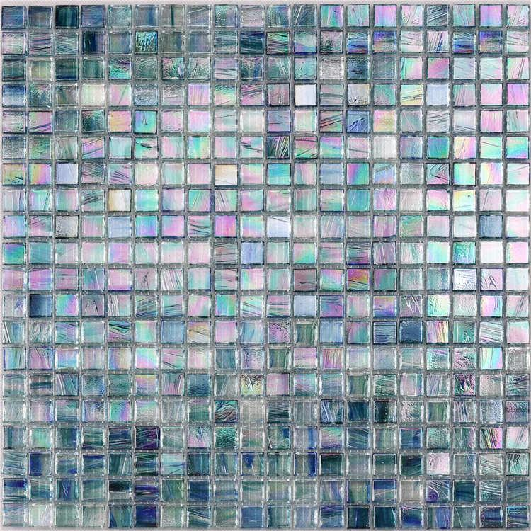 product-Heng Xing-blue glass mosaic tiles-img
