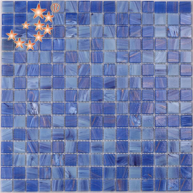 product-pool glass mosaic tile-Heng Xing-img