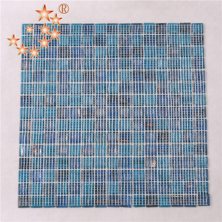 Heng Xing New pearl glass mosaic tile Supply for fountain-4