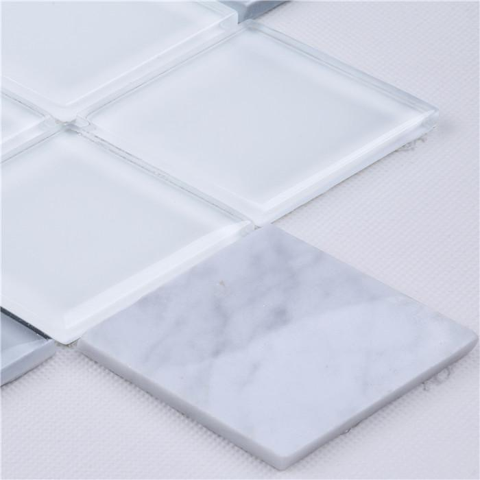 product-Heng Xing-diamond shape mosaic tile-img