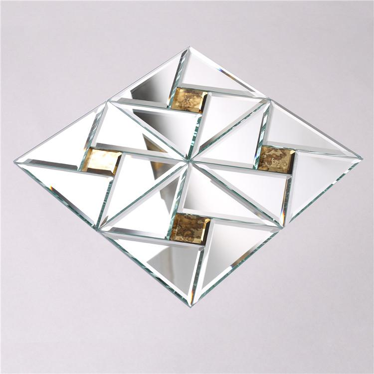 Latest glass linear tile gray company-5