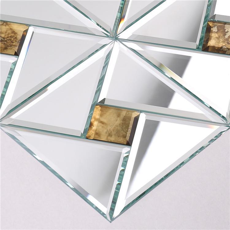 Latest glass linear tile gray company-3