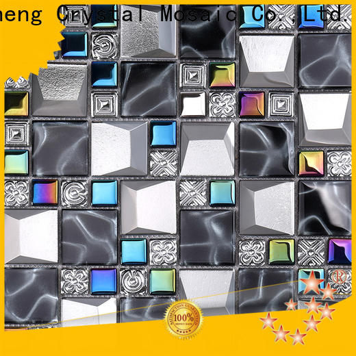 Heng Xing Custom pool tiles online Suppliers for hotel