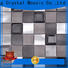 Heng Xing stable glass mosaic tiles company for hotel