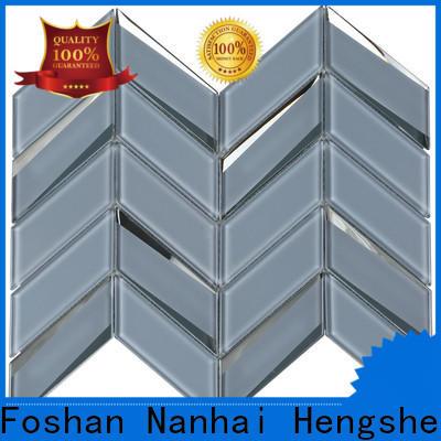 Heng Xing hexagon tumbled travertine subway tile backsplash Supply