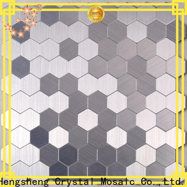 home preminum mosaic floor tiles black Suppliers for living room